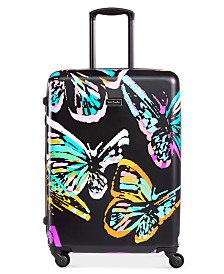 "Vera Bradley 26"" Hardside Extra-Large Spinner Suitcase"