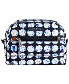 Vera Bradley Lighten Up Medium Cosmetic Bag