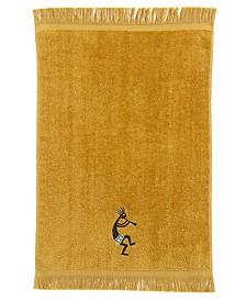 Avanti Kokopelli Cotton Fingertip Towel
