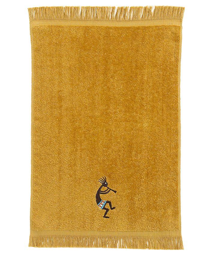 Avanti - Kokopelli Cotton Fingertip Towel