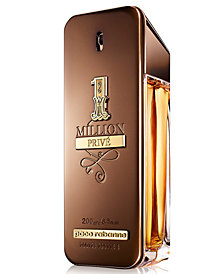 Paco Rabanne Men's 1 Million Privé Eau de Toilette Spray, 6.8-oz., Created for Macy's