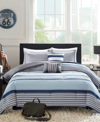 Paul 4-Pc. Twin/Twin XL Comforter Set