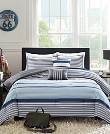 Intelligent Design Paul 5-Pc. Full/Queen Comforter Set