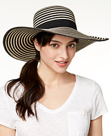 August Hats Rosé All Day Floppy Hat