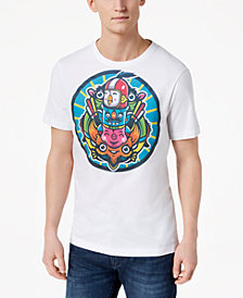A|X Armani Exchange Men's Alejandro Catano Garcia Street Art T-Shirt