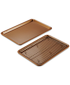 Ayesha Curry Home Collection 3-Pc. Bakeware Set