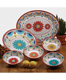 Certified International Vera Cruz Melamine Collection