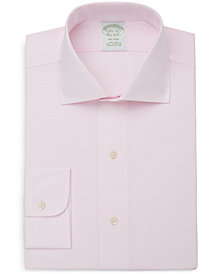 Brooks Brothers Men's Extra Slim-Fit Non-Iron Dobby Dash Dress Shirt