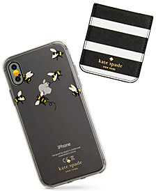kate spade new york Stick To It iPhone X Case
