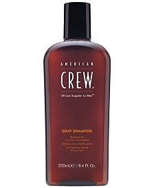 American Crew Gray Shampoo, 8.4-oz., from PUREBEAUTY Salon & Spa