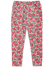 Epic Threads Watermelon-Print Leggings, Big Girls, Created for Macy's