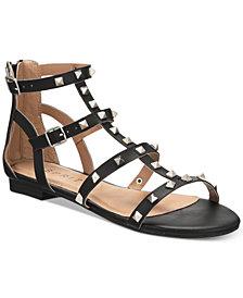 Esprit Keira Embellished Gladiator Flat Sandals