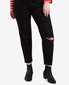 Levi's® Plus Size High-Waist Skinny Wedgie Jeans