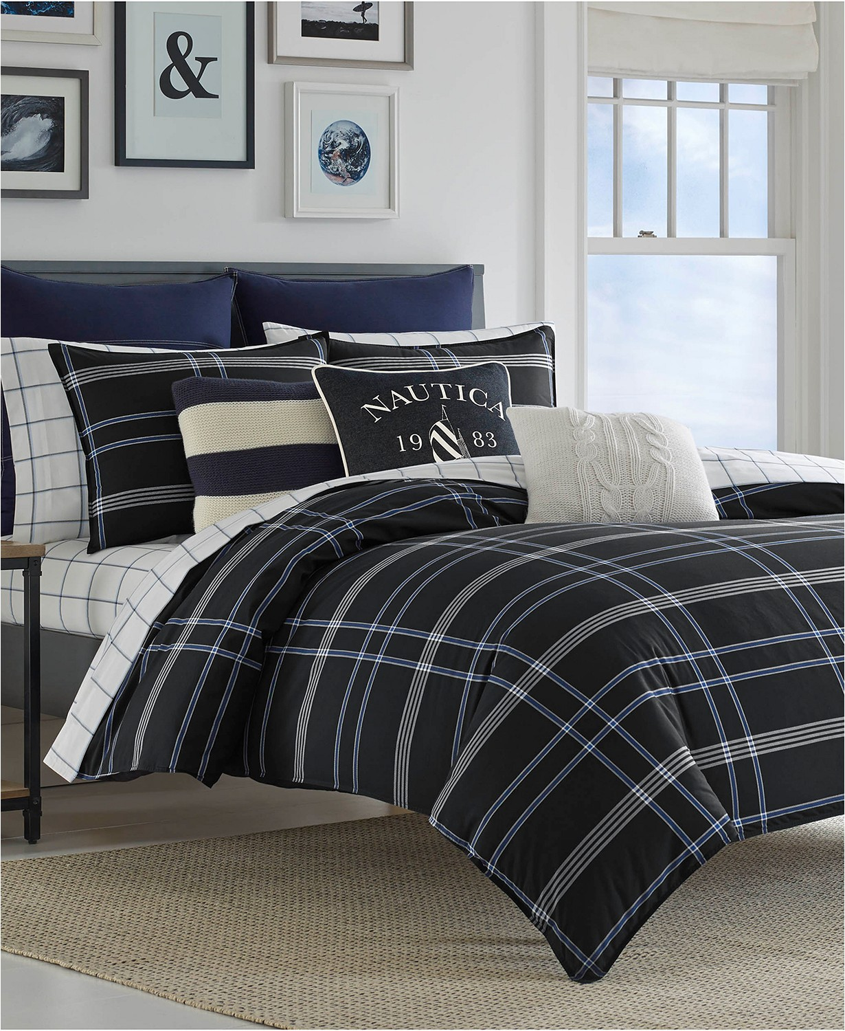 Nautica Allston Bedding Collection