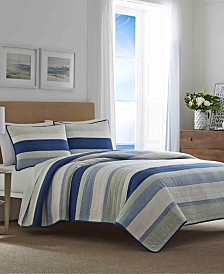 Nautica Terry Cove Quilt Collection