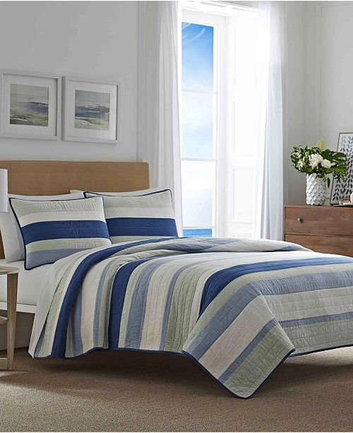 Nautica Terry Cove Twin Quilt