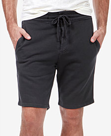 Lucky Brand Men's French Terry Drawstring Shorts