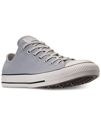 Converse Men's Chuck Taylor Ox Casual Sneakers from Finish Line