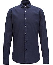 BOSS Men's Slim-Fit Stretch Sport Shirt