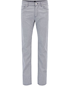 BOSS Men's Regular/Classic-Fit Pants