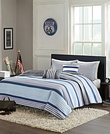 Intelligent Design Paul 5-Pc. Full/Queen Coverlet Set