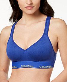 Calvin Klein Modern Cotton Padded Bralette QF1654