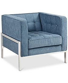 Jarvis Accent Chair, Quick Ship