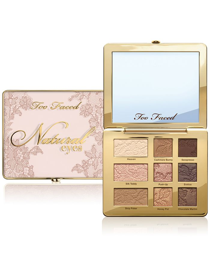 Too Faced - Natural Eyes Neutral Eye Shadow Palette