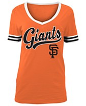 332e40ce8a949 5th   Ocean Women s San Francisco Giants Retro V-Neck ...