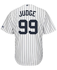 Majestic Men's Aaron Judge New York Yankees Player Replica Cool Base 3XL-6XL Jersey