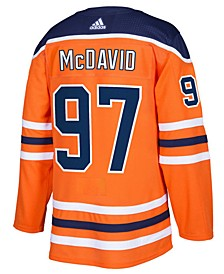 Men's Connor McDavid Edmonton Oilers adizero Authentic Pro Player Jersey