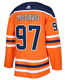 adidas Men's Connor McDavid Edmonton Oilers adizero Authentic Pro Player Jersey