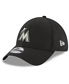 New Era Boys' Miami Marlins Dub Classics 39THIRTY Cap