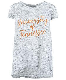 Royce Apparel Inc Women's Tennessee Volunteers Script Viscose Crew T-Shirt