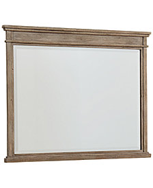 Martha Stewart Collection Bergen Mirror, Created for Macy's