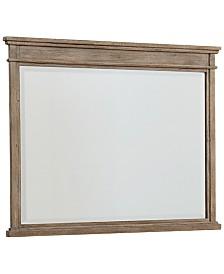 Martha Stewart Collection Bergen Mirror, Created for Macy's
