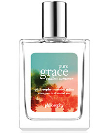 philosophy Pure Grace Endless Summer Eau de Toilette Spray, 2-oz.