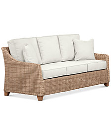 Willough Outdoor Sofa, Created for Macy's