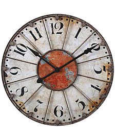 Uttermost Ellsworth Clock