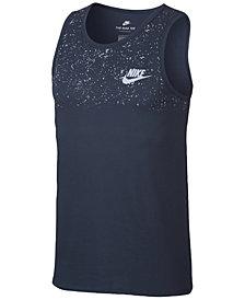 Nike Men's Sportswear Printed Tank Top