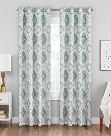 Hudson Hill Marquis Grommet Window Panels