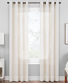 Hudson Hill Raina Grommet Window Panels