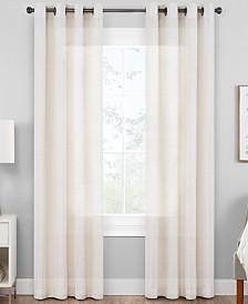 Hudson Hill Raina Grommet Window Panels