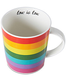 Pfaltzgraff Love Is Love Mug, Created for Macy's