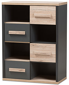 Pandora Short Storage Cabinet, Quick Ship