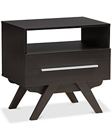 Ashfield Night Stand, Quick Ship