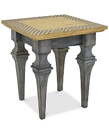 Helman Accent Table, Quick Ship