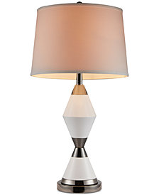 INK+IVY Abbott Table Lamp