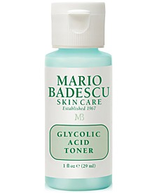 Receive a Free Deluxe Glycolic Acid Toner, 1-oz. with $24 purchase!