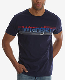 Wrangler Men's Graphic-Print T-Shirt